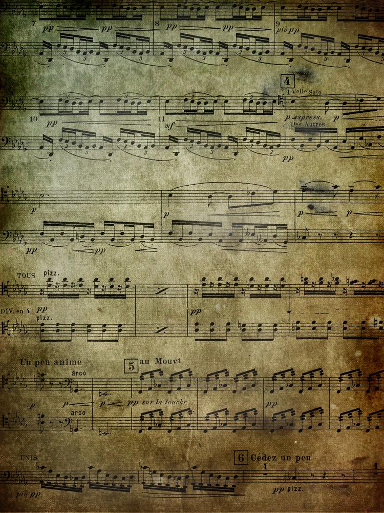 Paper Music 2 Texture