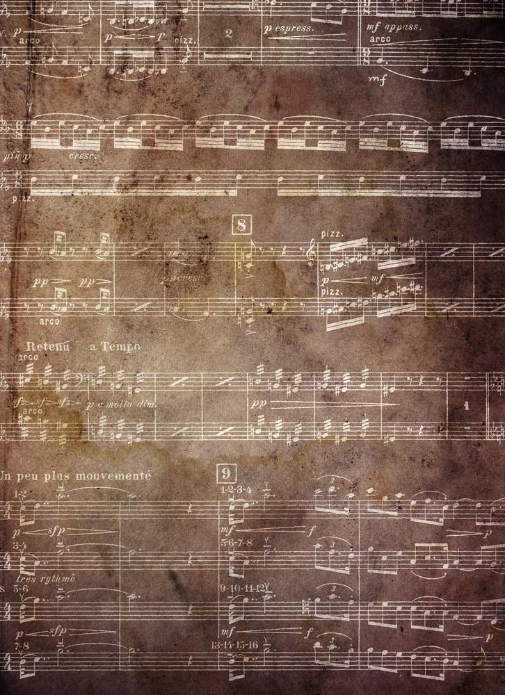 Paper Music 5 Texture