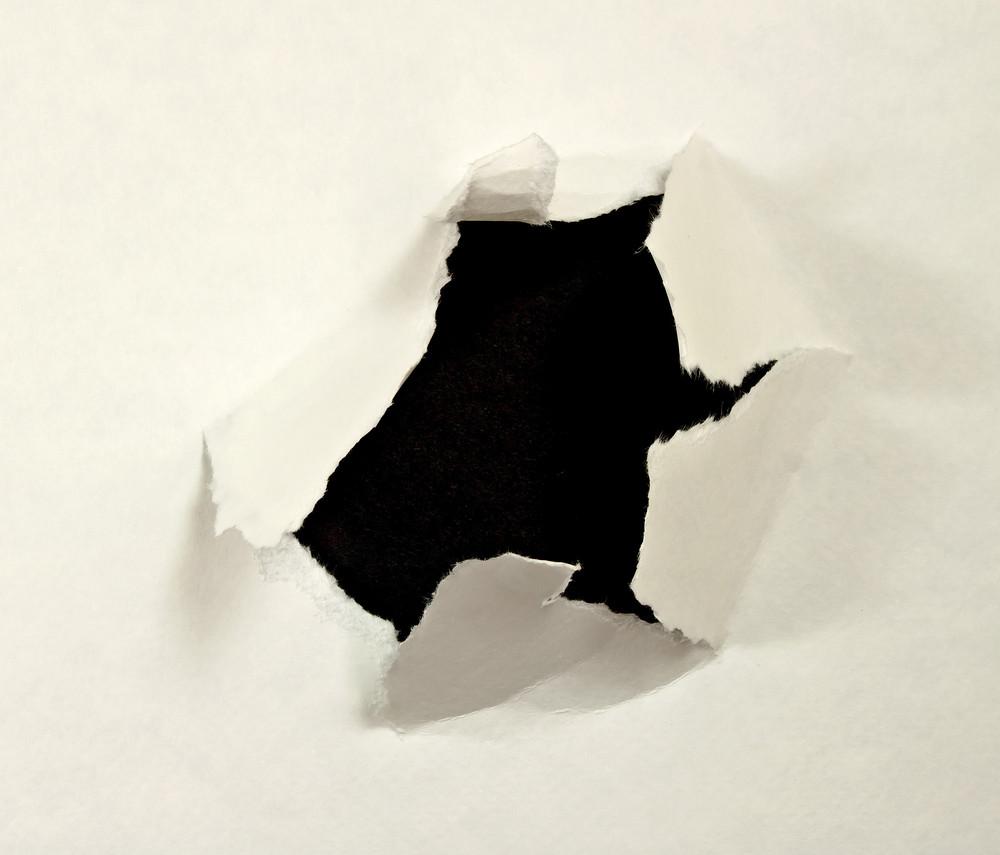 Paper Rough Torn