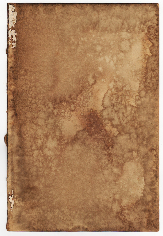 Paper Stained 92 Texture