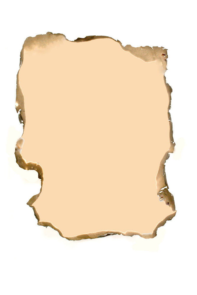 Paper Western Burn