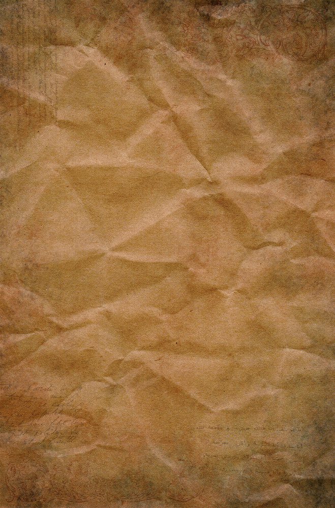 Paper Wrinkled 19 Texture