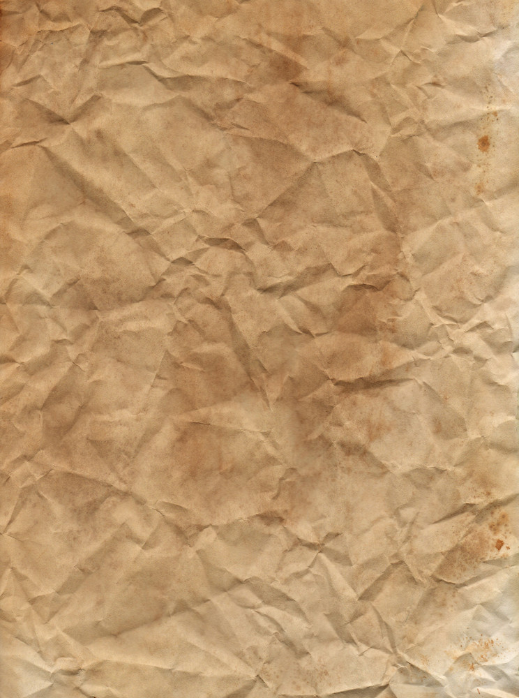 Paper Wrinkled 37 Texture