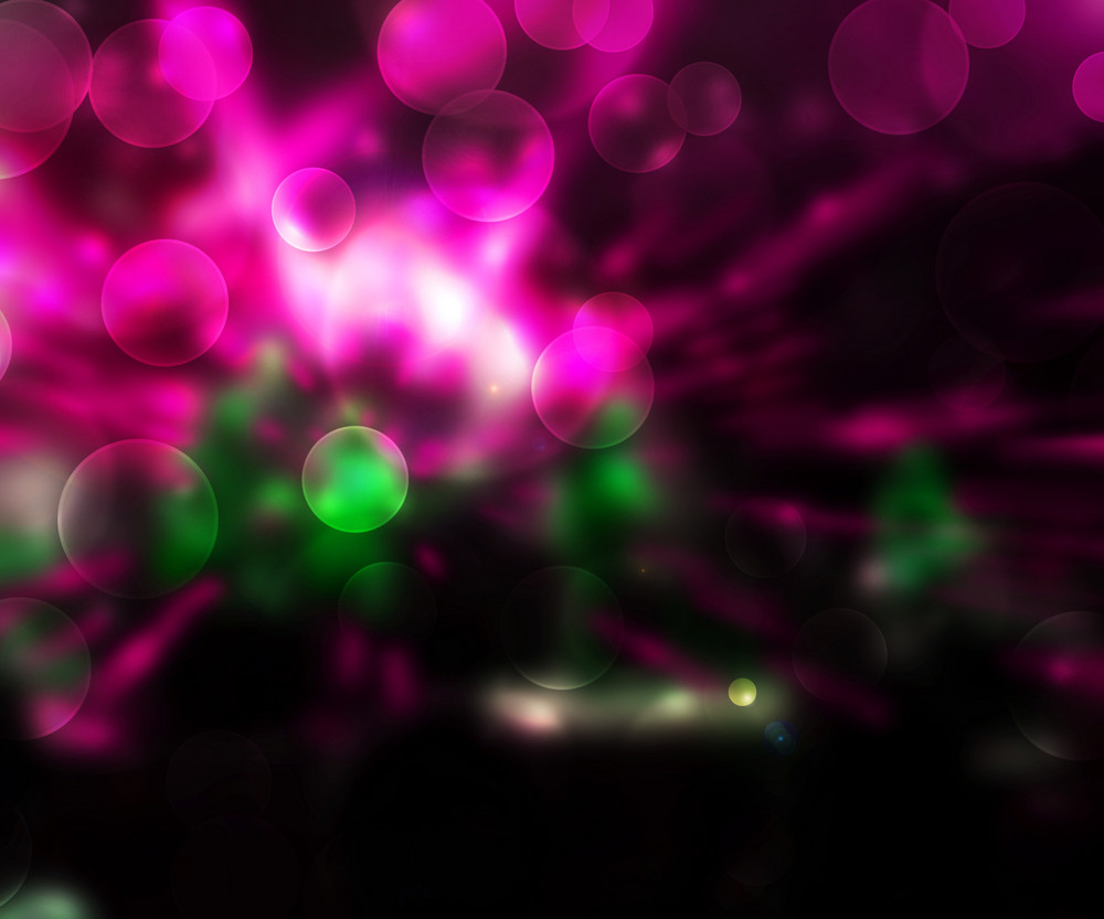 Party Abstract Pink Background