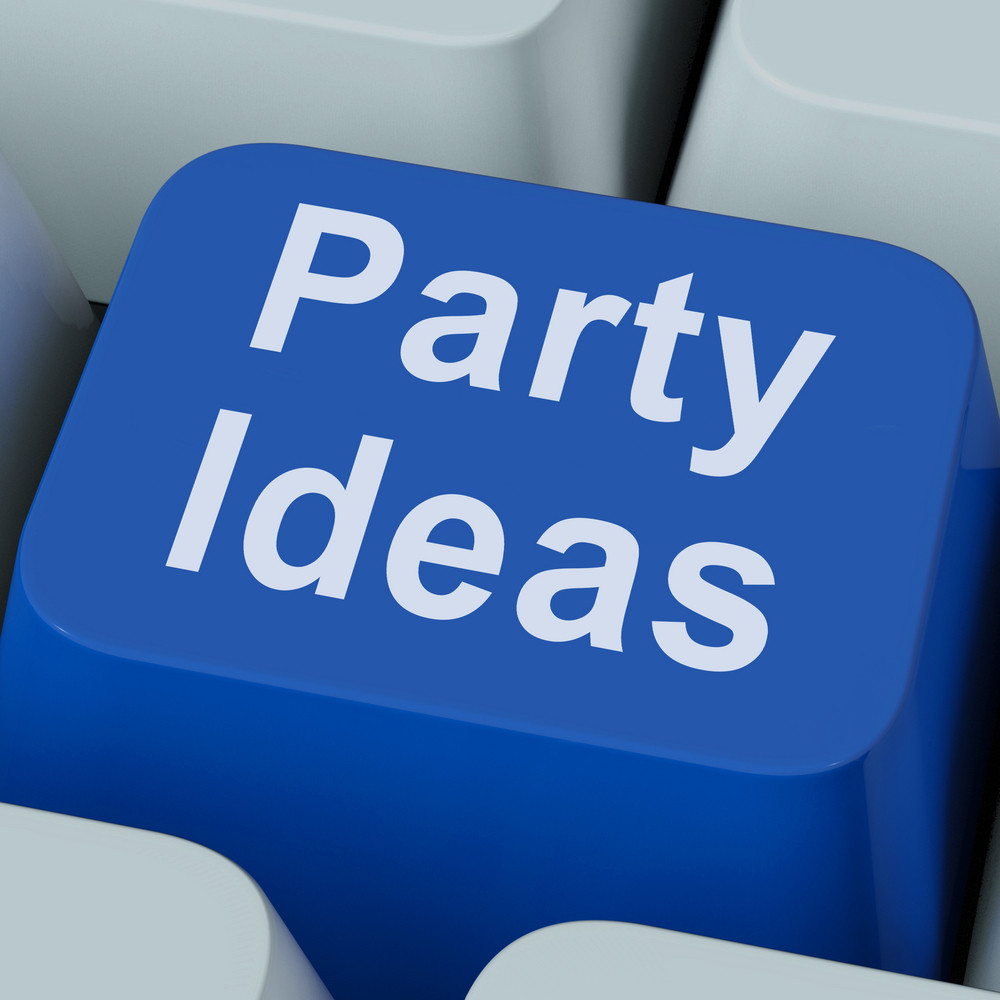 Party Ideas Key Shows Celebration Planning Suggestions