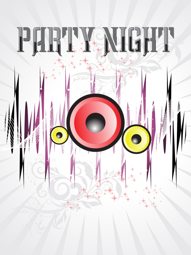Party Night Illustration