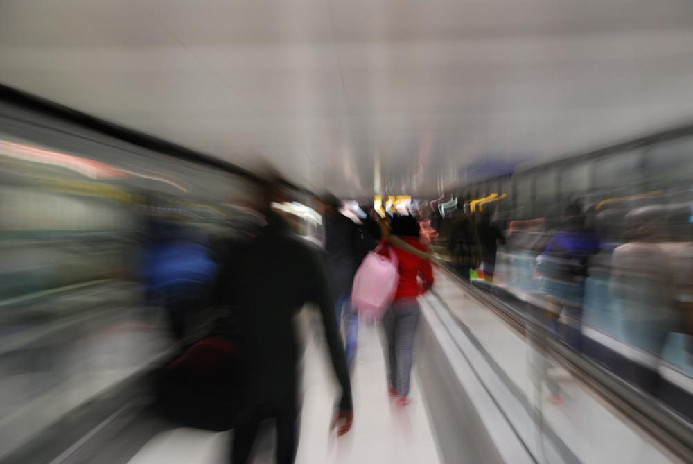 Passengers Motion