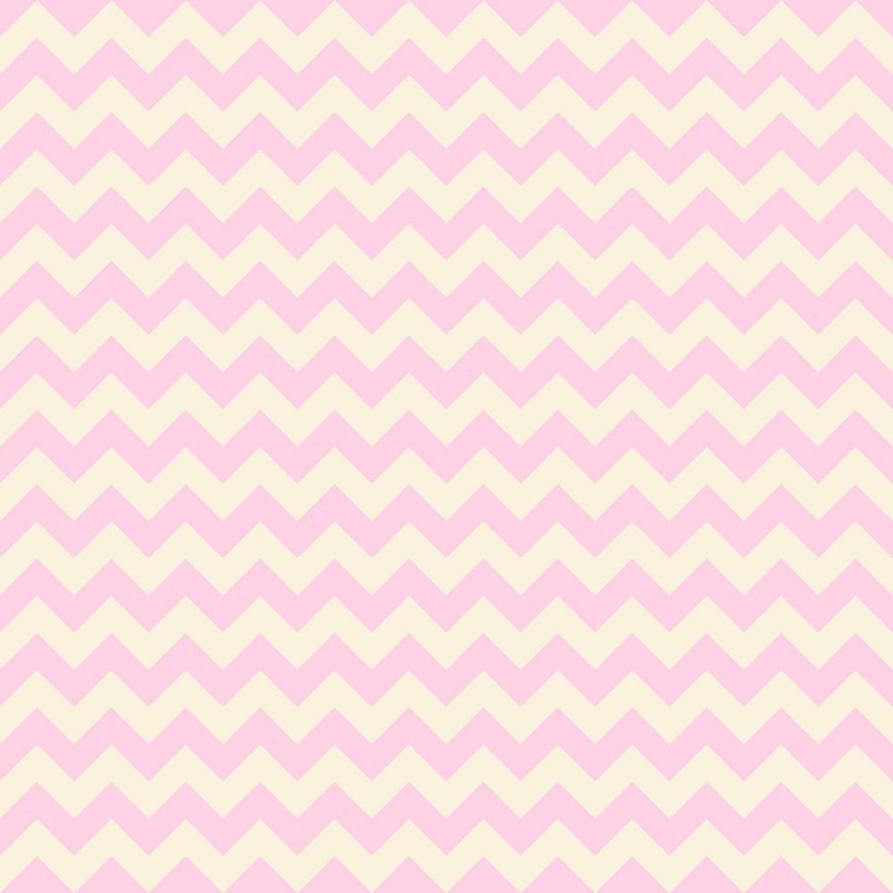 Pink Pastel Chevron Pattern