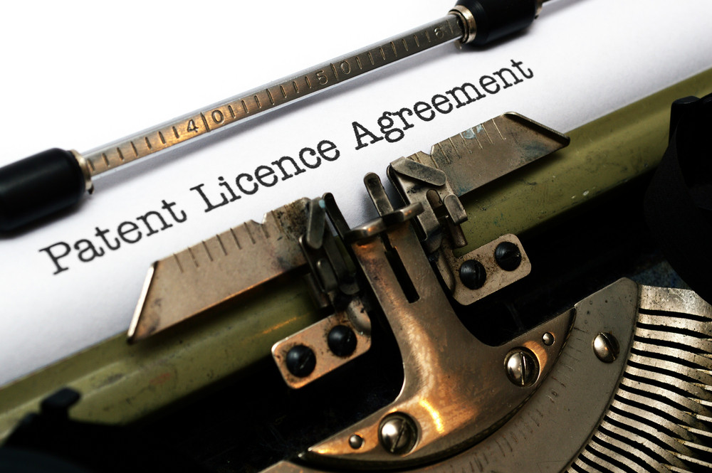 Patent License Agreement Royalty Free Stock Image Storyblocks
