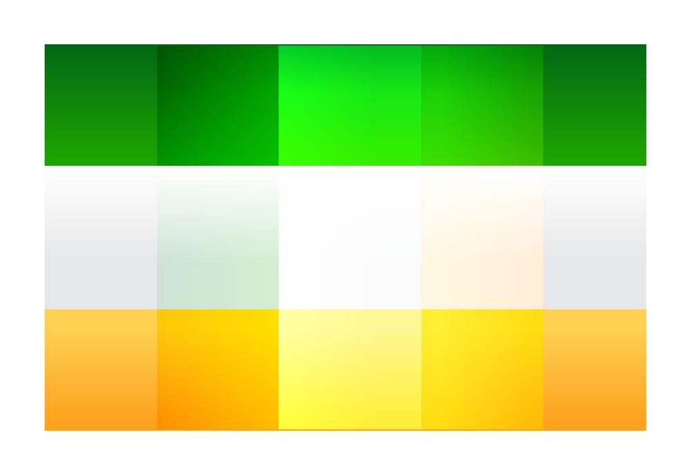 Patrick's Day Flag Banner