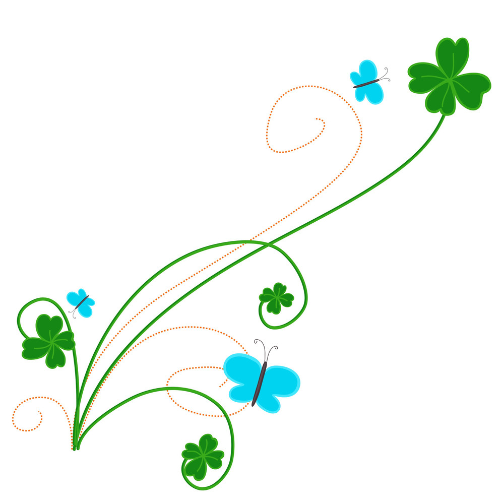 Patrick's Day Floral
