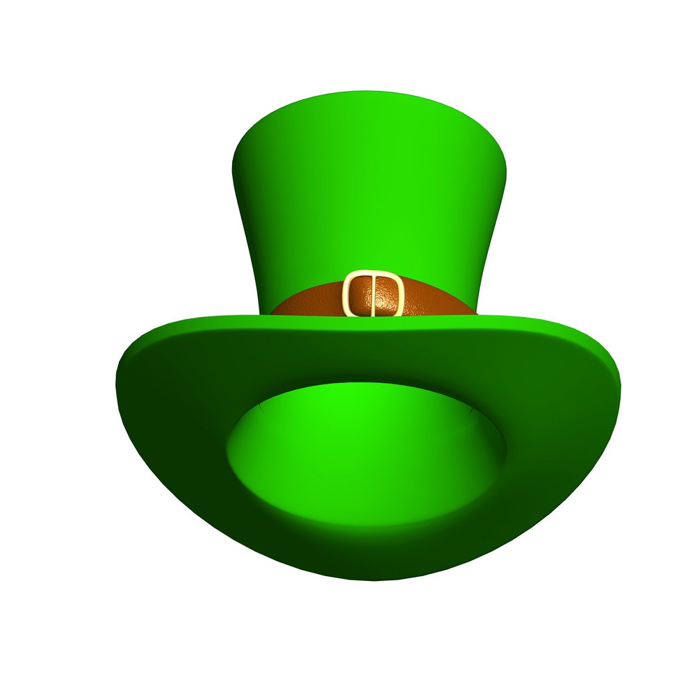 Patricks Day Hat