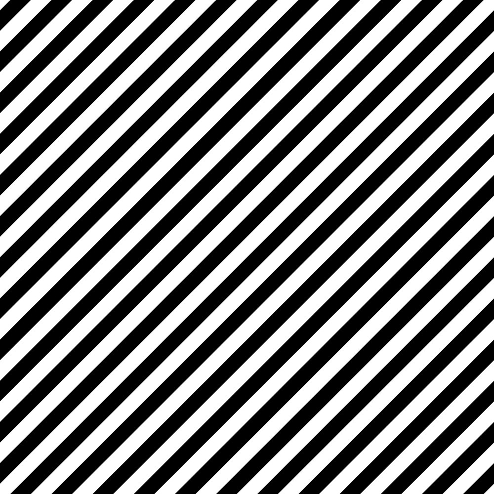 Pattern Of Black And White Diagonal Stripes On Minnie Mouse Paper