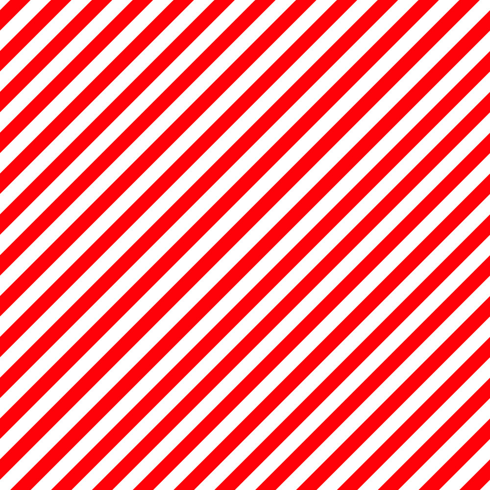 Pattern Of Red And White Diagonal Stripes On Minnie Mouse Paper