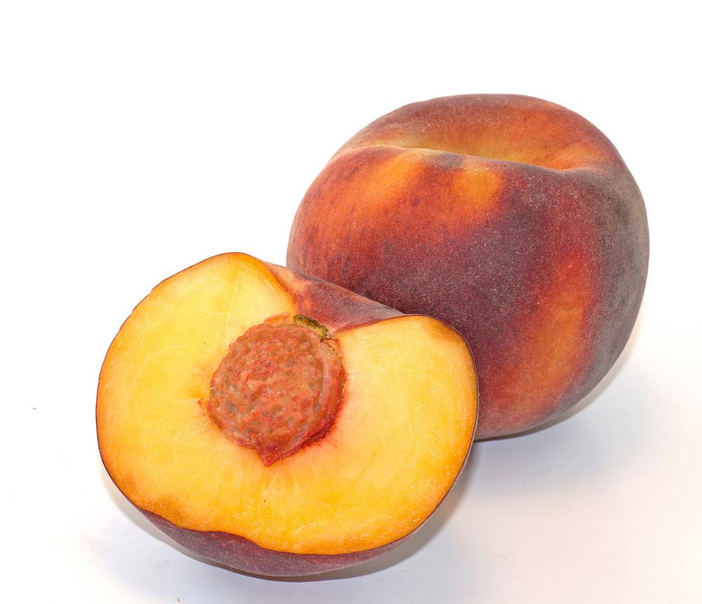 Peach And Half