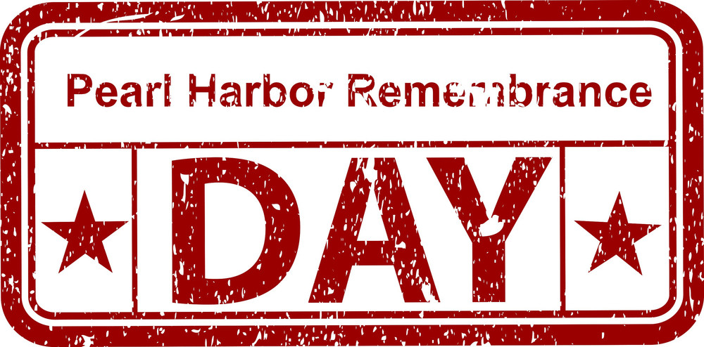 Pearl Harbor Remembrance Day Stamp