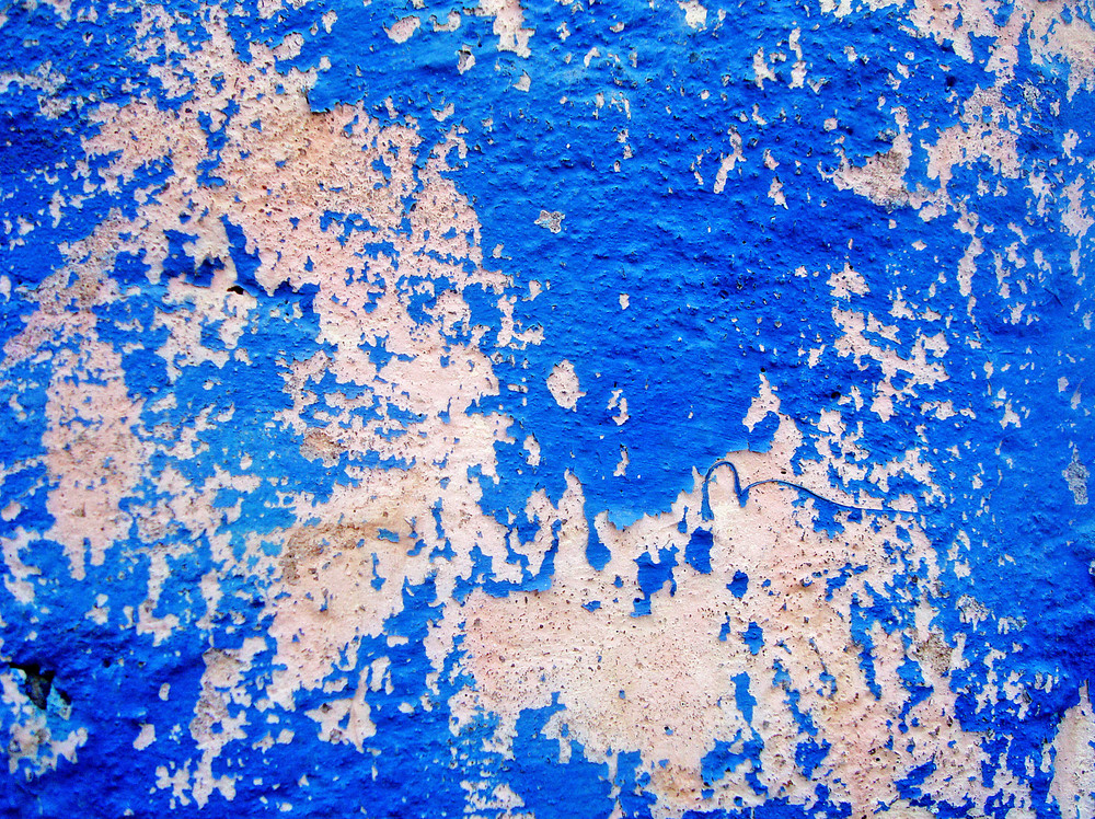 Peel Off Paint Texture