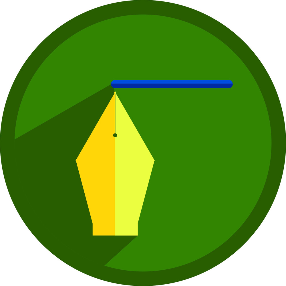 Pen Nib Icon