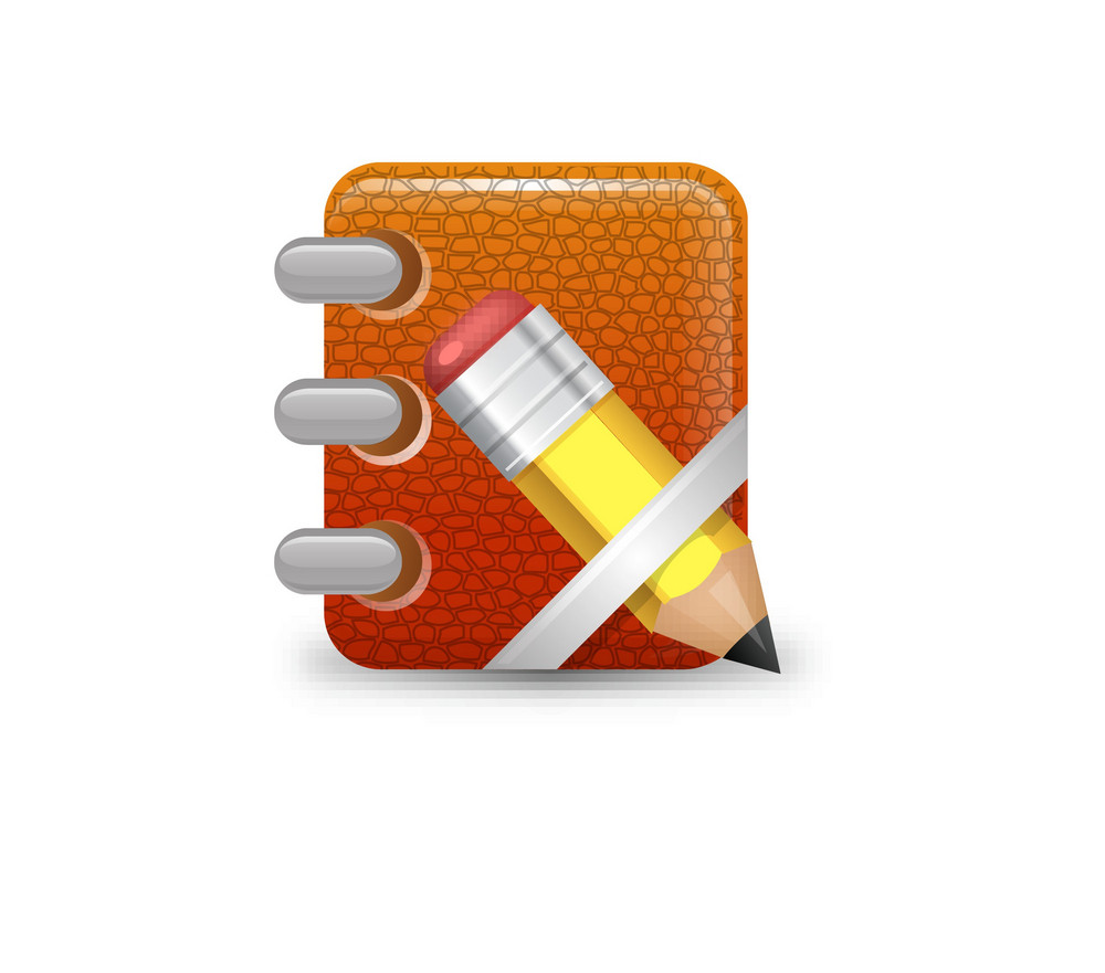 Pencil And Notebook Lite Plus Icon