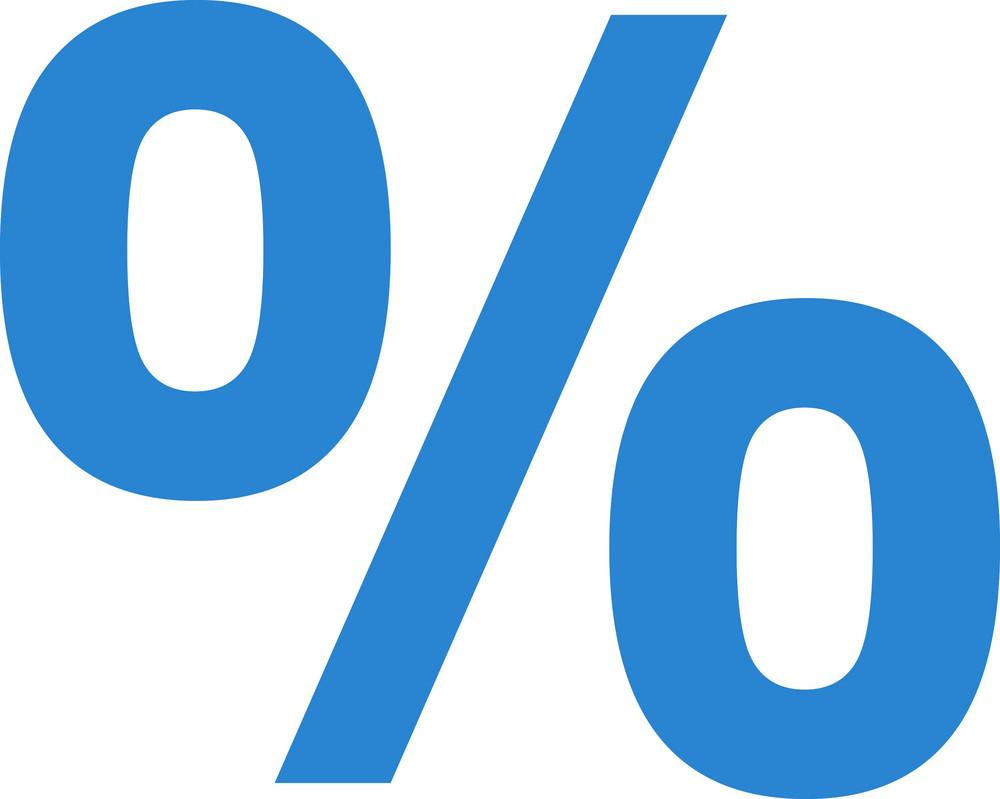 Percentage Simplicity Icon