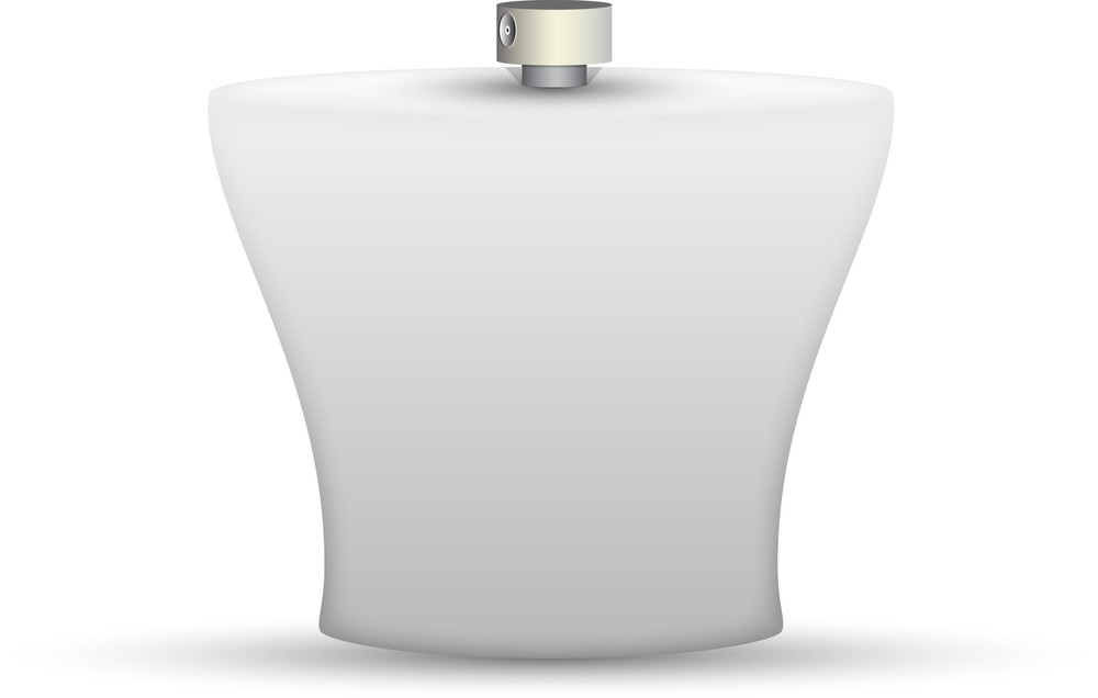 Perfume Vector Bottle