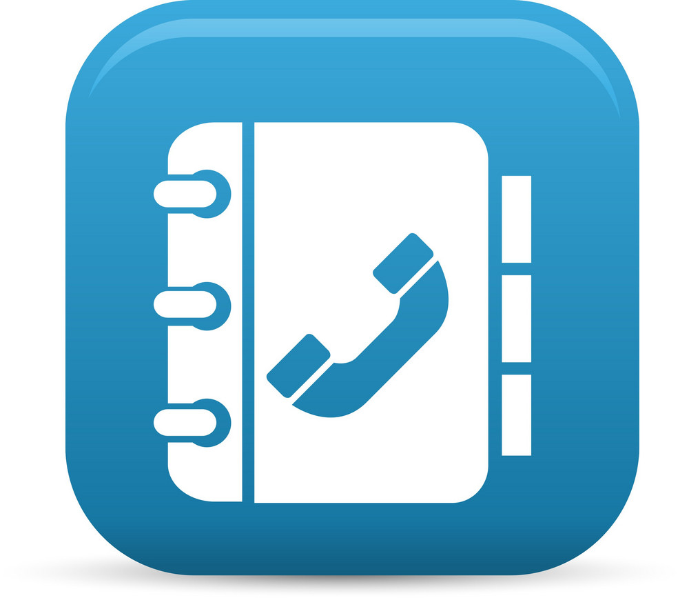 Phone Book Elements Lite Icon