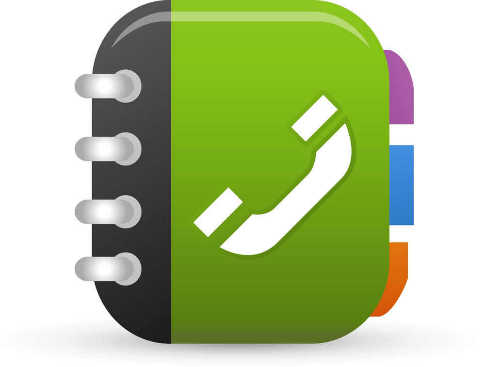 Phone Contacts Lite Application Icon