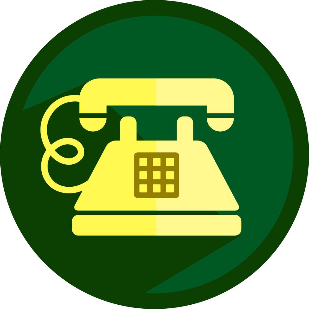 Phone Shape Icon