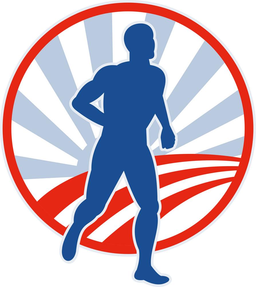 Phyiscal Fitness Marathon Runner Jogging