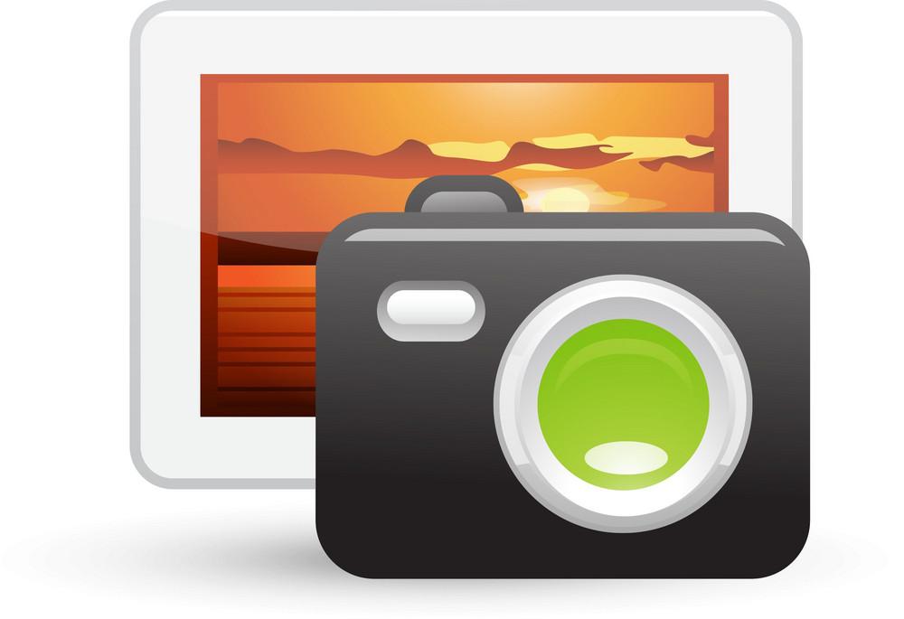Picture Camera2 Lite Media Icon