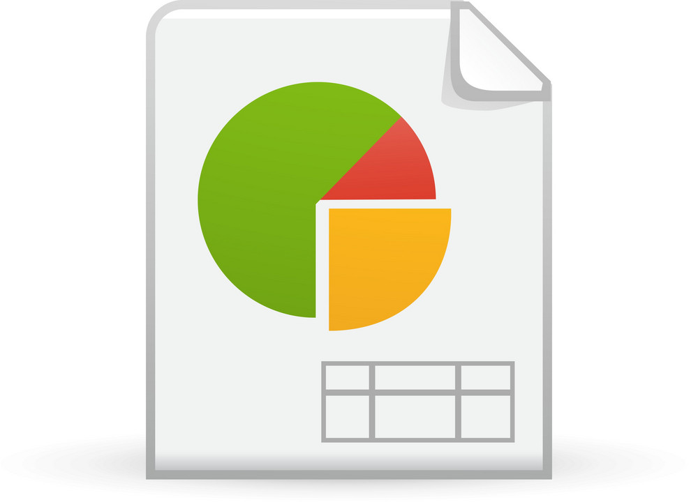 Pie Chart On Paper Lite Application Icon