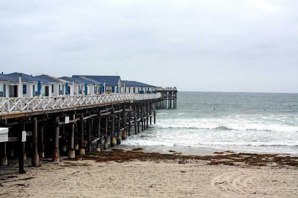 Pier Cottages