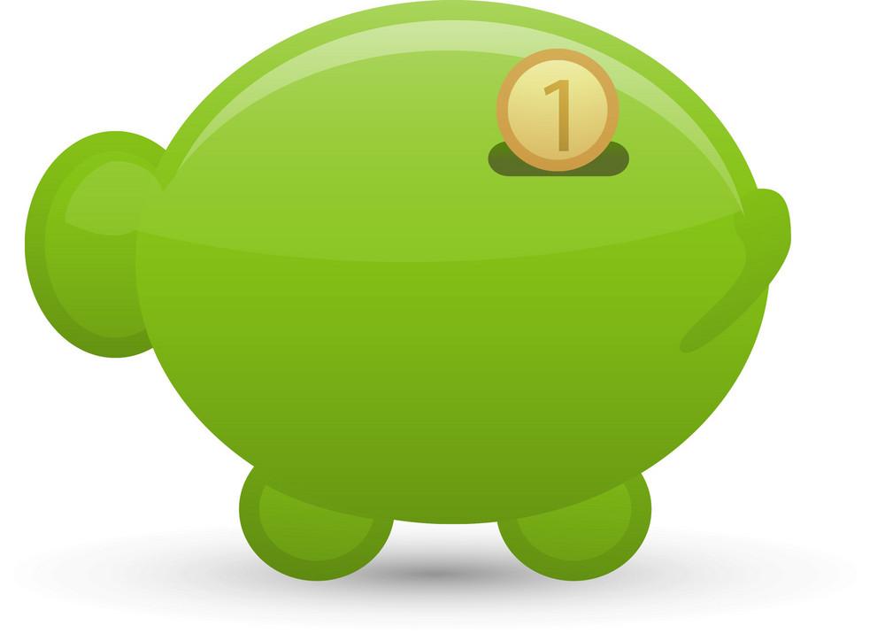 Pig Money Lite Ecommerce Icon
