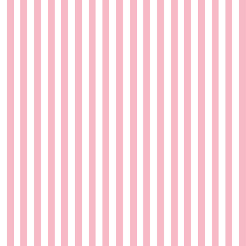 Pink And White Striped Pattern