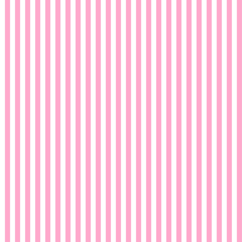 Pink And White Stripes Pattern