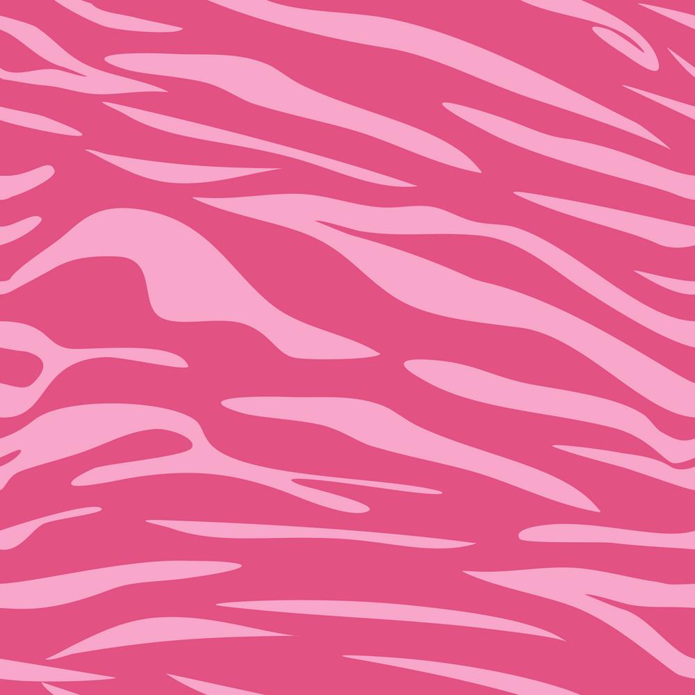Pink Beach Pattern