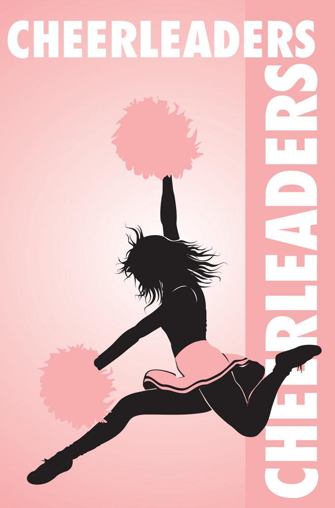 Pink Cheerleader