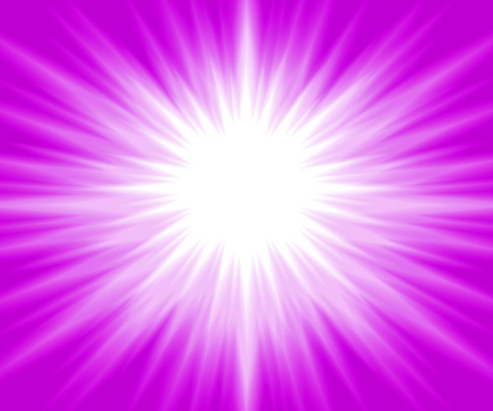 Pink Glow Background Royalty-Free Stock Image