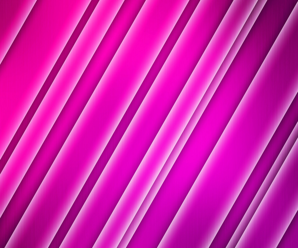 Pink Glowing Stripes Background