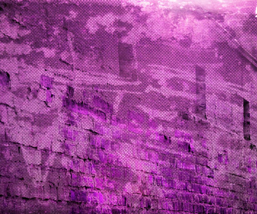 Pink Grunge Urban Wall Background