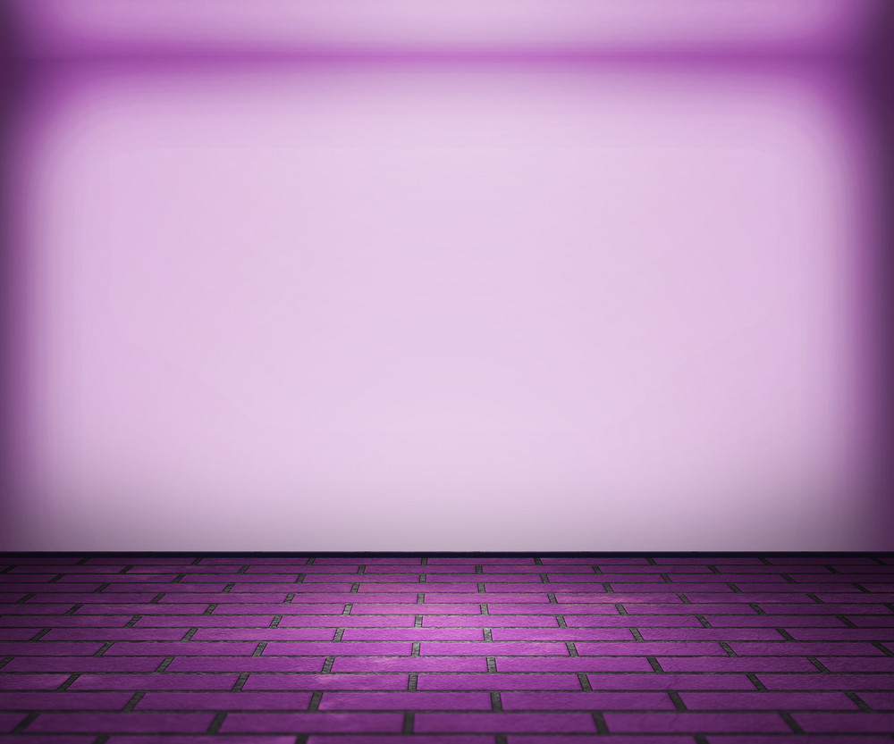 Pink Interior Room Background