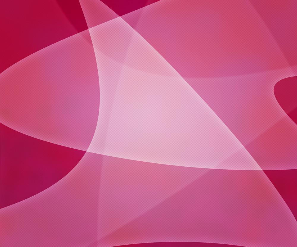 Pink Light Shapes Background