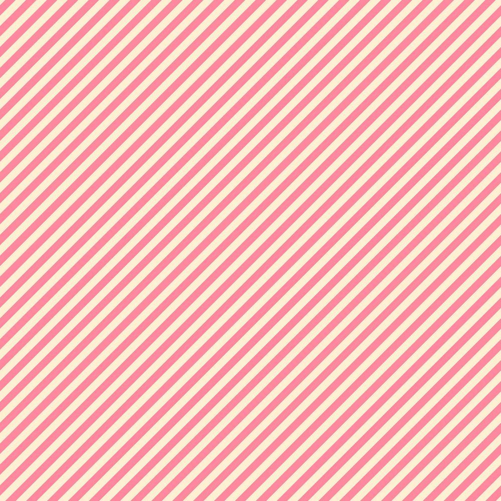 Pink Diagonal Stripes Pattern