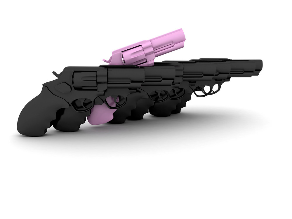 Pistol - Female Concept