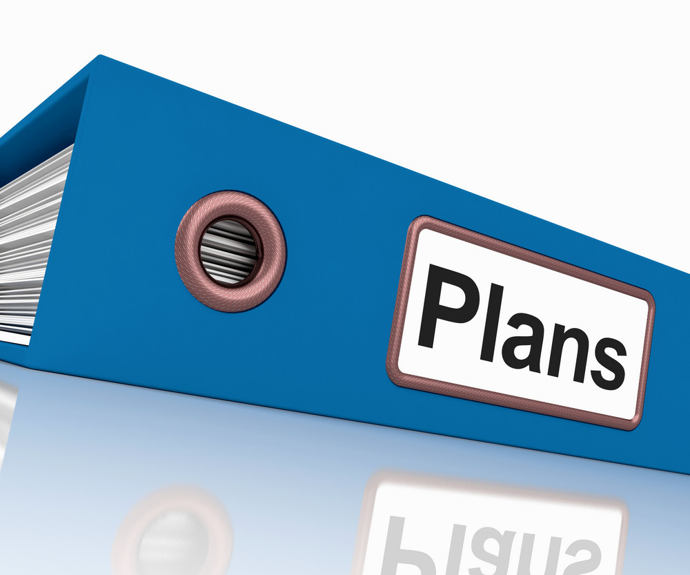 Plans File As Contains Targets And Goals