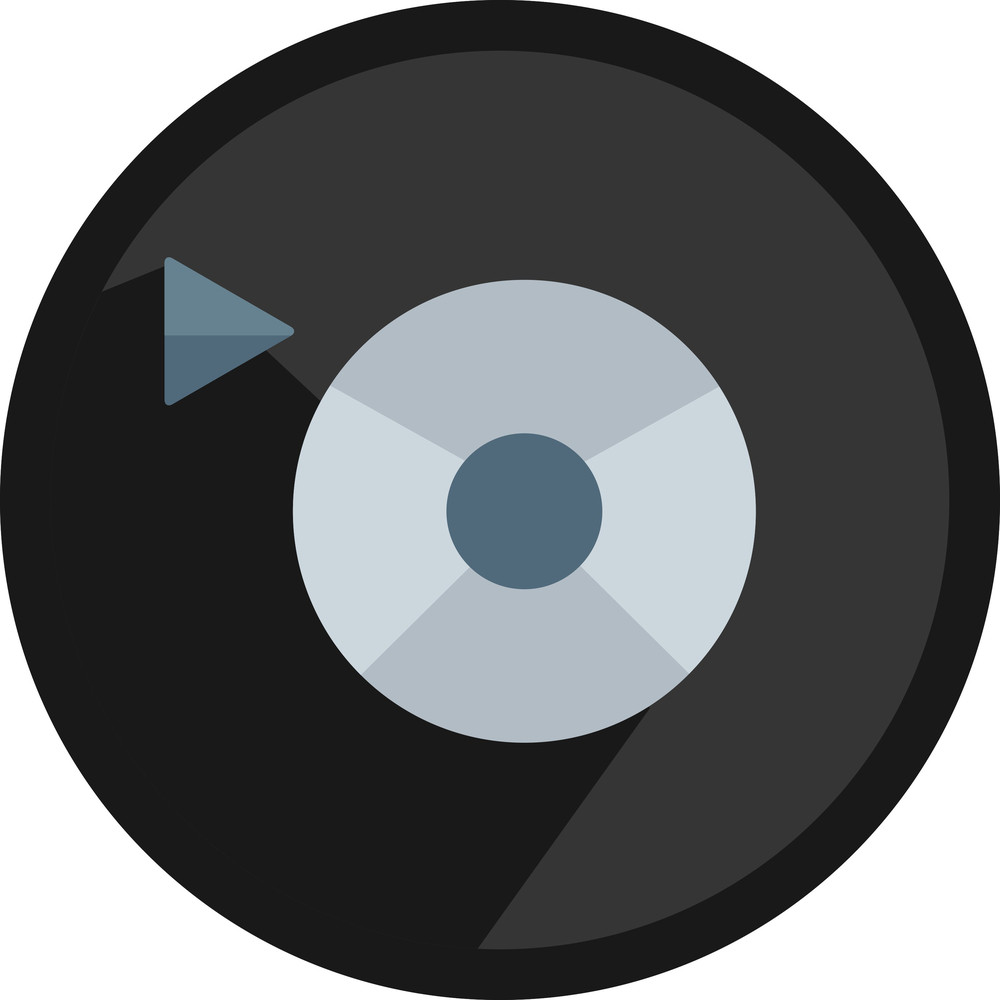 Play Disc Icon
