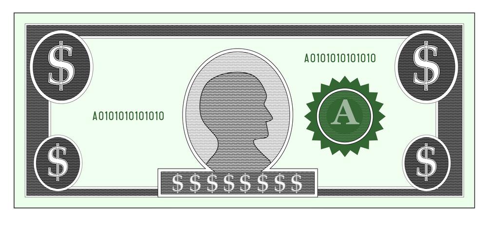 Play Money Dollar