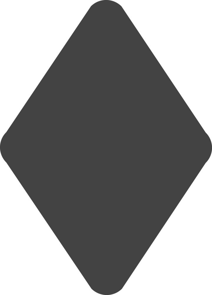 Poker 7 Glyph Icon
