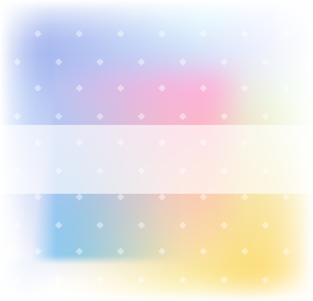 Polka Dotted Abstract Colorful Background