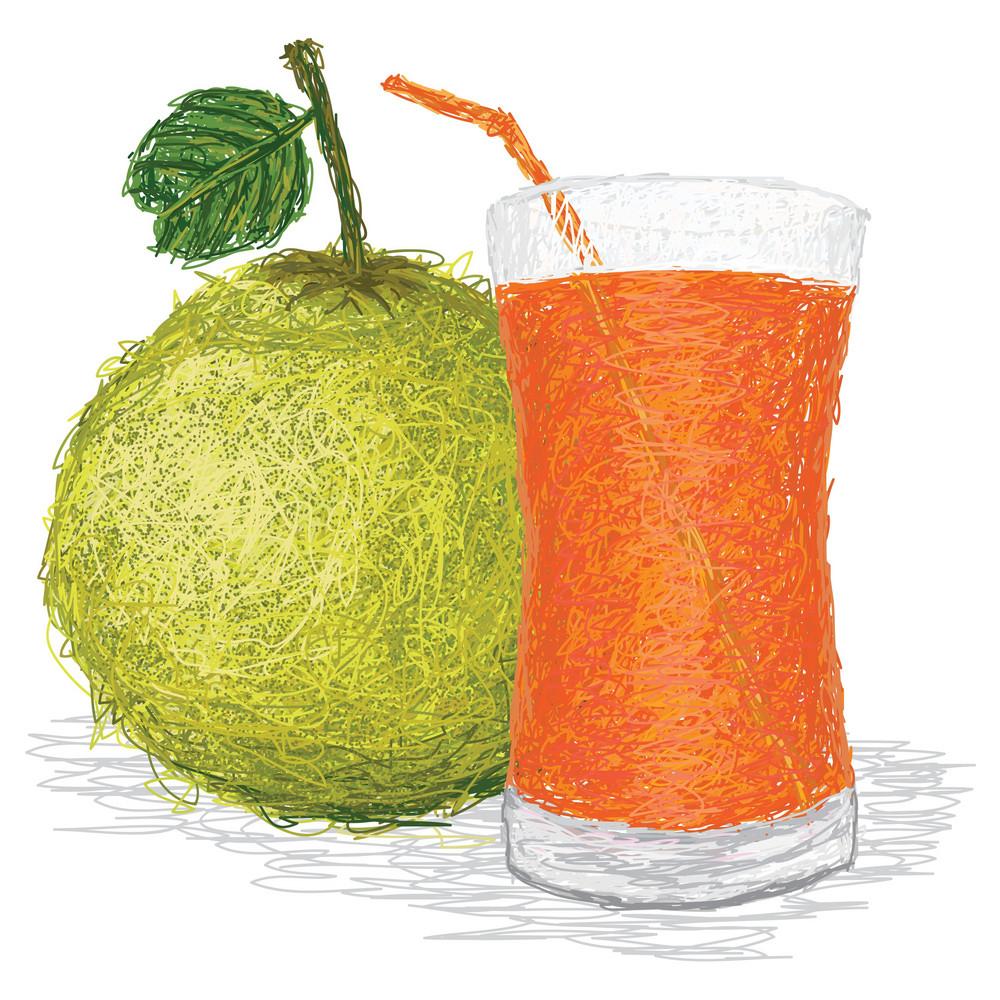 Pomelo Juice